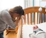 Sleep problems as an infant may cause behavioural problems later on