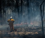 Health effects of the Australian bushfires