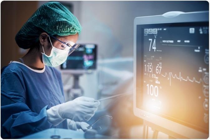 Estudio: Debilitación cardiovascular en COVID-19: aprendizaje de las opciones actuales para la terapia antiinflamatoria cardiovascular. Haber de imagen: totojang1977/Shutterstock