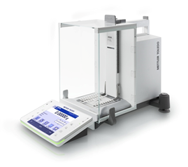 Comparator XPE505C from METTLER TOLEDO