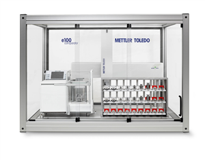 e100 Robotic Mass Comparator from METTLER TOLEDO