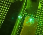Lasers turn metal surfaces into bacteria killers