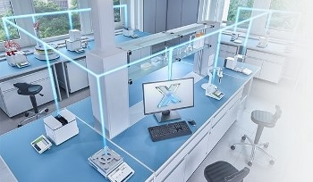 UV/Vis LabX Software from Mettler Toledo