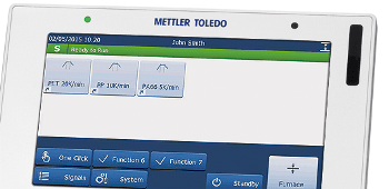 TGA Thermal Analysis System from Mettler Toledo