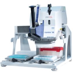 Liquidator™ 96 Manual Pipetting System from METTLER TOLEDO