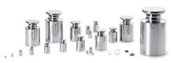 Test Weights and Calibration Weights from Mettler Toledo