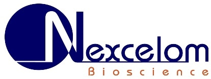 Nexcelom Bioscience LLC logo.