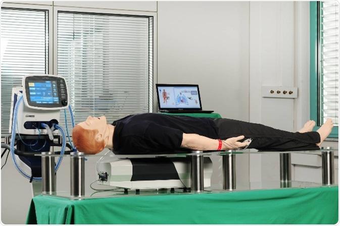 TestChest ICU Adult Autonomous Lung Simulators