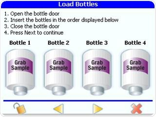 Analyzing point of use grab samples to help with root cause investigations.