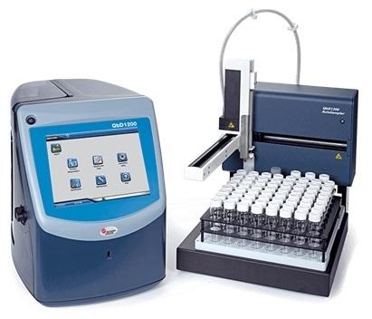 The QbD1200 TOC Analyzer.