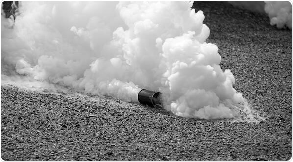 American Thoracic Society calls for moratorium on tear gas use during COVID-19 pandemic