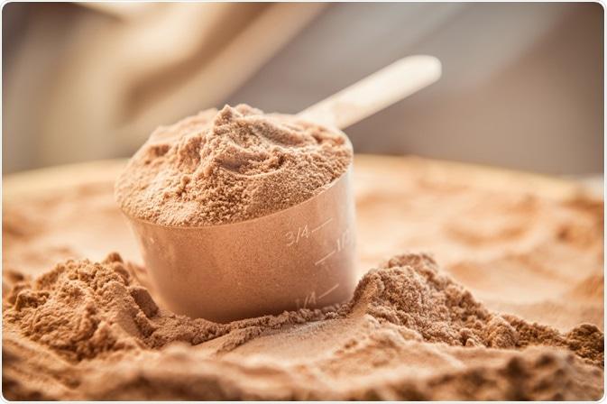 supplementi della proteina