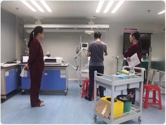 Respiratory Simulators Used in China