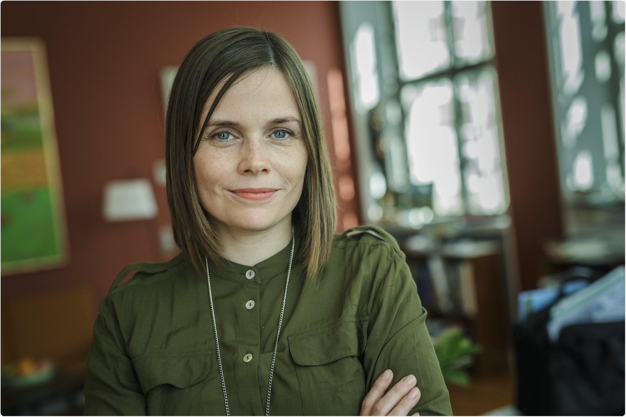 Katrín Jakobsdóttir, Prime Minister of Iceland. Image Credit: NordForsk/Kim Wendt