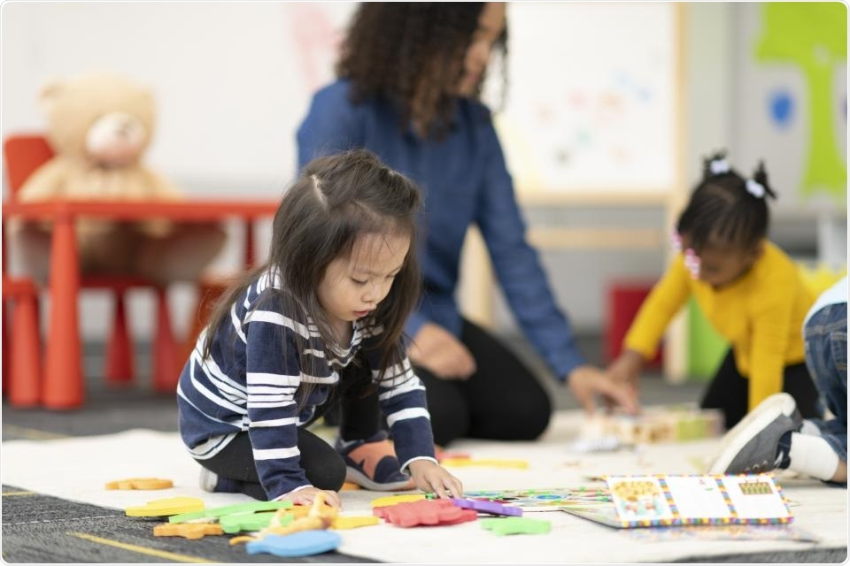 Toddlers may deal with uncertainty in the same way as older children, adults
