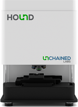 Particle Characterization and Identification: Hound from Unchained Labs