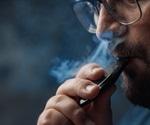 Tobacco smoking and vaping nicotine may exacerbate COVID-19 inflammation