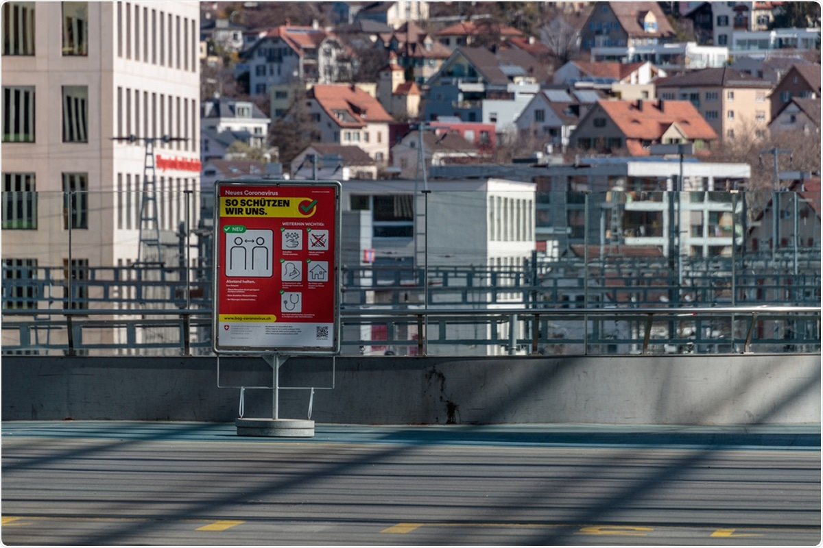 Study: Time is of the essence: containment of the SARS-CoV-2 epidemic in Switzerland from February to May 2020. Image Credit: Roger Gantner / Shutterstock