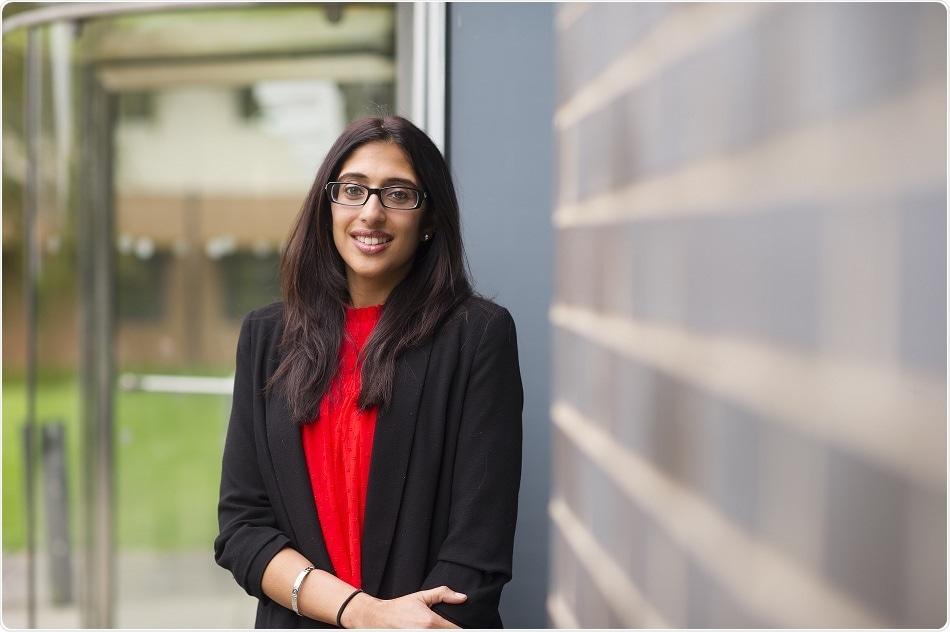 University of Warwick pain management expert wins 2020 Hero of Hope Award