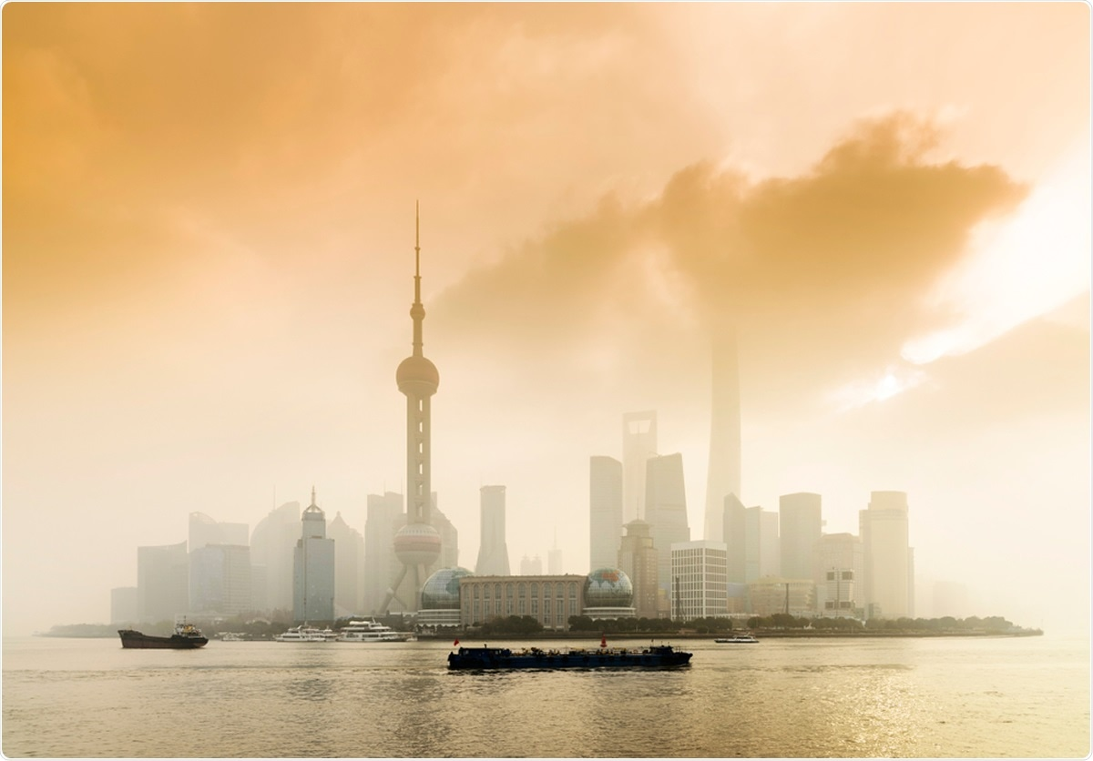 Study: Changes in air quality related to the control of coronavirus in China: Implications for traffic and industrial emissions. Image Credit: iamlukyeee / Shutterstock