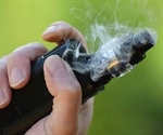 Vaping raises COVID-19 risk among teens and youth