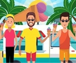 Survey highlights the effect of summer habits on oral health