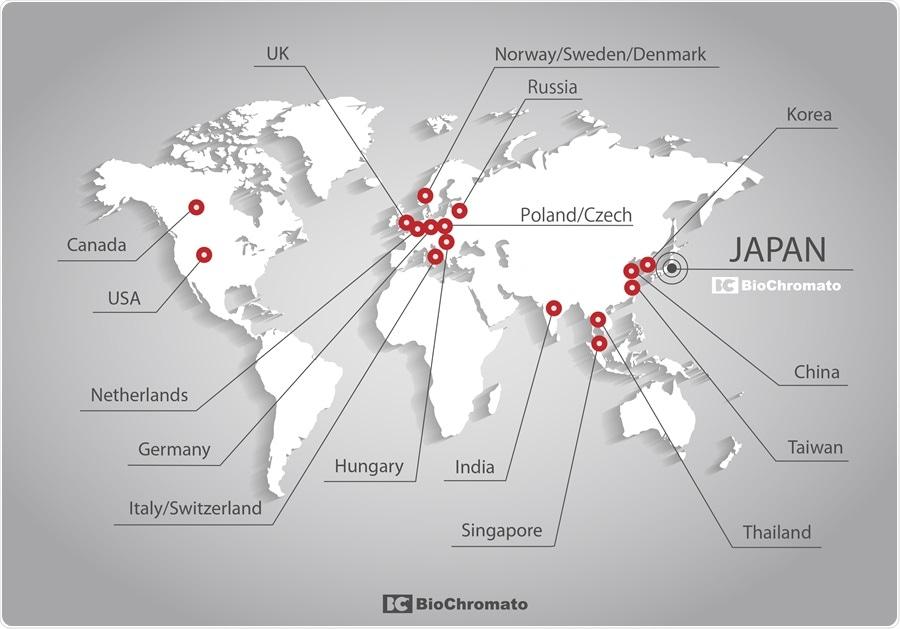 BioChromato faz um investimento principal em mercados internacionais