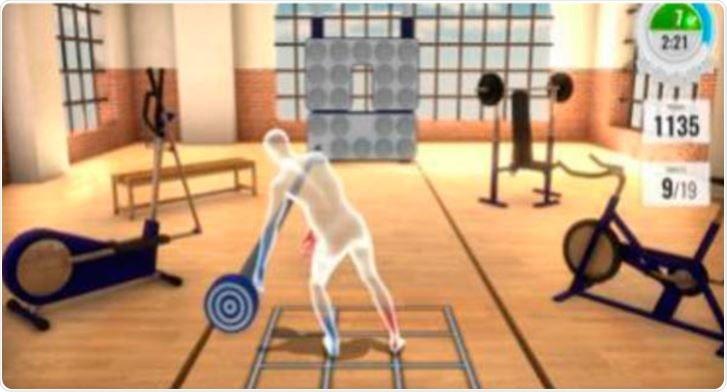 Os pesquisadores de UEA puseram a reabilitação da realidade virtual para sobreviventes do curso ao teste