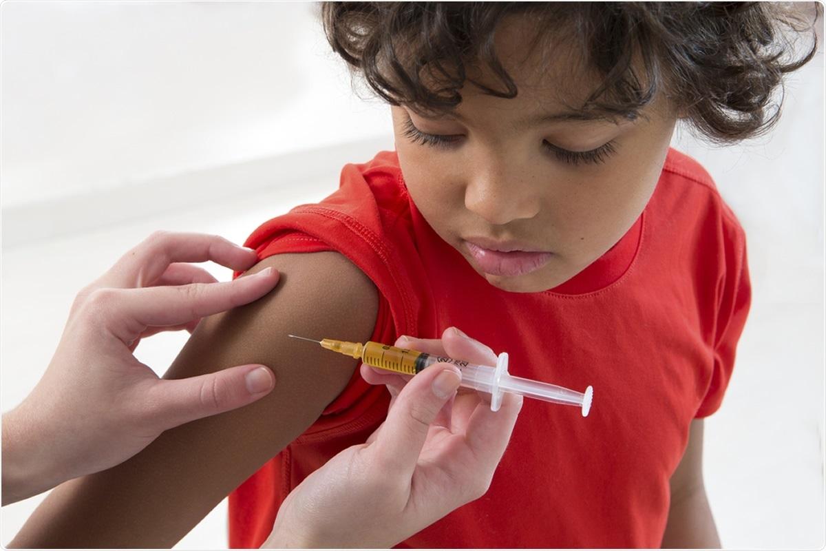 ¿Punto de vista - debemos asignar una vacuna por mandato COVID-19 para los niños? Haber de imagen: JPC-PROD/Shutterstock