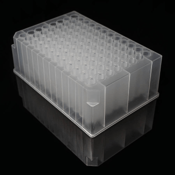 Perfect for Storage and Collection: 2.0 mL Deep Well Plate