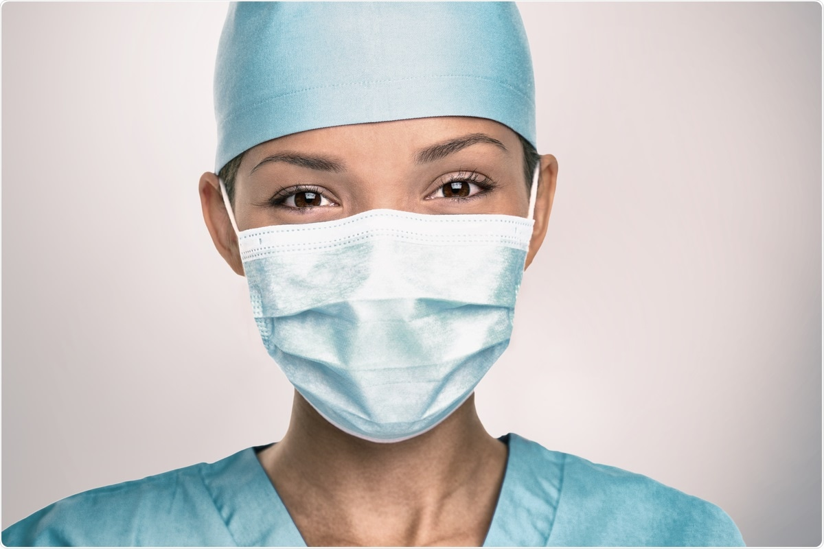 Study: The Potential for Cloth Masks to Protect Health Care Clinicians From SARS-CoV-2: A Rapid Review. Image Credit: Maridav / Shutterstock