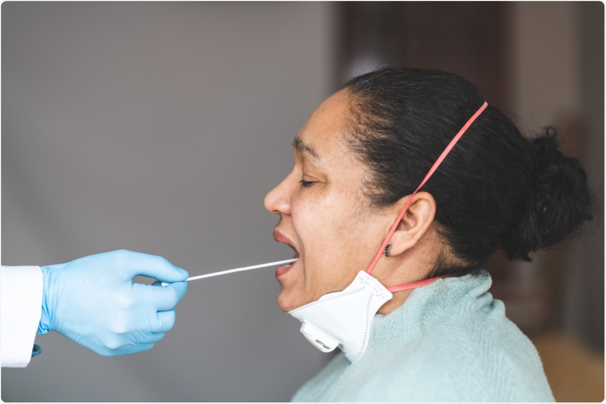 Study: Saliva viral load is a dynamic unifying correlate of COVID-19 severity and mortality. Image Credit: Marmolejos / Shutterstock