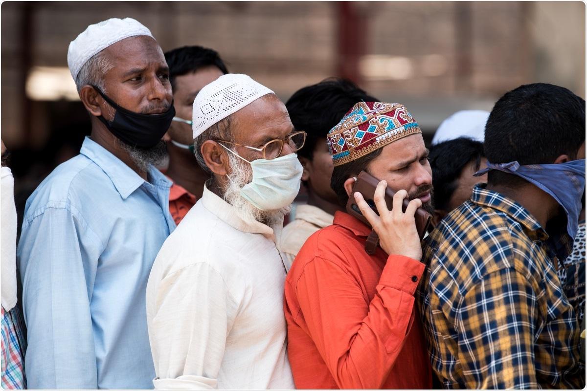 Estudio: estimaciones representativas de las tasas de mortalidad por infección por COVID-19 en tres lugares de la India.  Haber de imagen: Manoej Paateel / Shutterstock