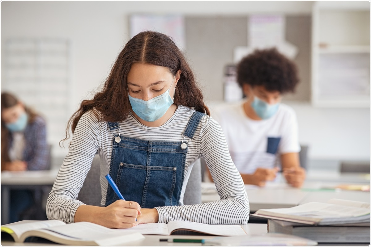Study: Data and Policy to Guide Opening Schools Safely to Limit the Spread of SARS-CoV-2 Infection. Image Credit: Rido / Shutterstock