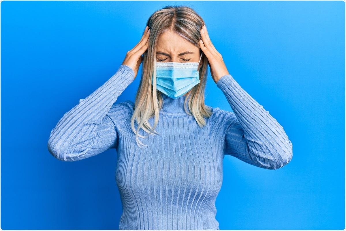 Estudo: Resultados neurológicos e psiquiátricas de seis meses em 236.379 sobreviventes de COVID-19. Krakenimages.com/Shutterstock
