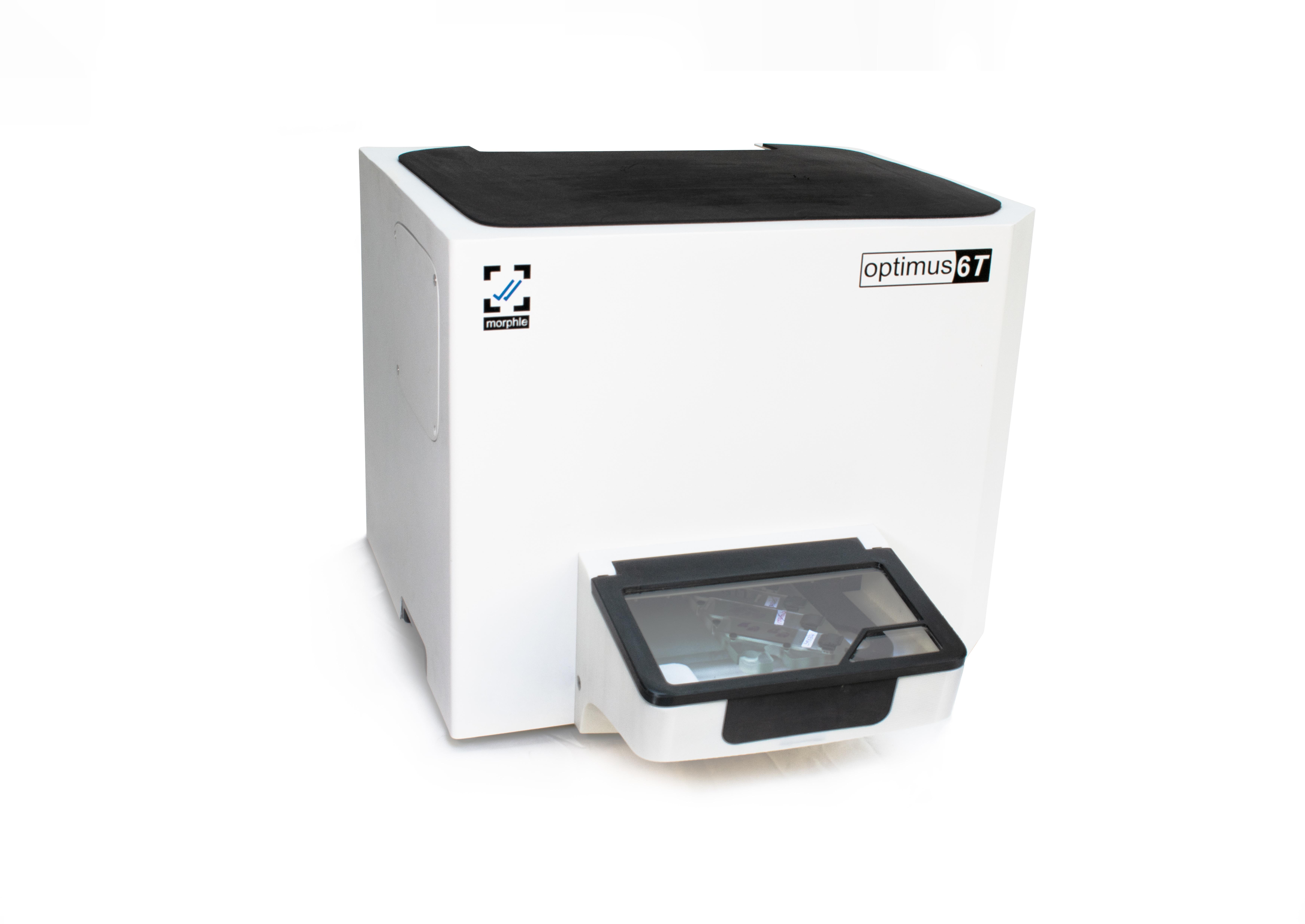 Optimus - 6 slide microscope scanner from Morphle Digital Pathology
