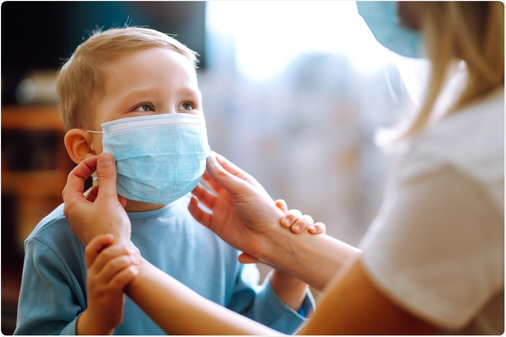 Children show lower seroconversion rates than adults with mild COVID-19