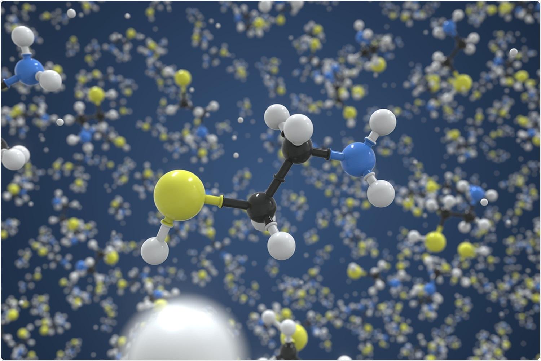 Study: In Vitro Activity of Cysteamine Against SARS-CoV-2 Variants Alpha, Beta, Gamma and Delta. Image Credit: Irina Anosova / Shutterstock