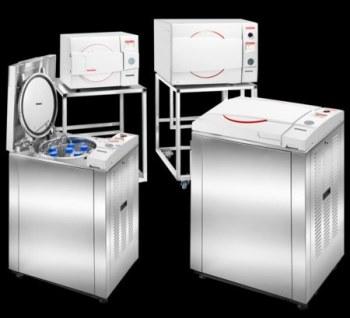 Tuttnauer Laboratory Sterilizers and Autoclaves
