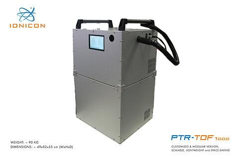 PTR-TOF QB: Universal VOC Monitor for Mobile Lab Deployment