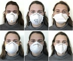 Self-assessment of face coverings lowers protection against SARS-CoV-2