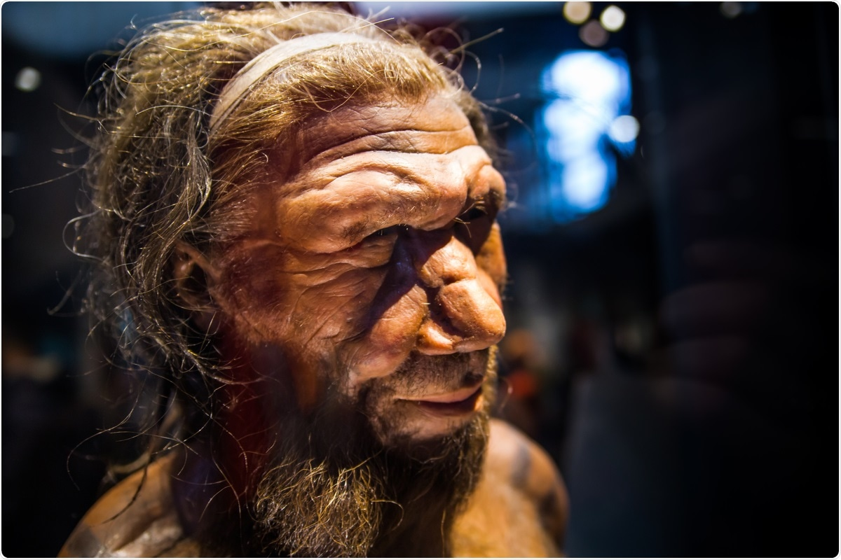 Study: A genomic region associated with protection against severe COVID-19 is inherited from Neandertals. Image Credit: IR Stone / Shutterstock