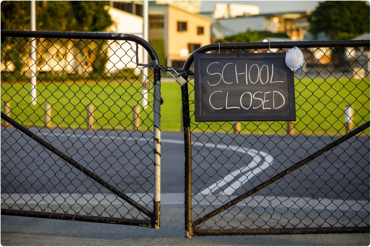 Study: Impacts of school closures on physical and mental health of children and young people: a systematic review. Image Credit: Zorro Stock Images / Shutterstock