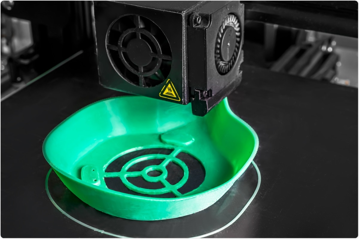 Study: 3D printing in the battle against COVID-19. Image Credit: Olga Ilina / Shutterstock