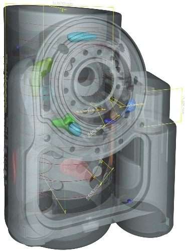 3D Computed Tomography (CT) X-Ray Scanning Services