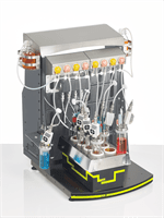 BioXplorer 100: A Bench-Top, 8 Bioreactor, Automated Parallel Biotechnology Platform