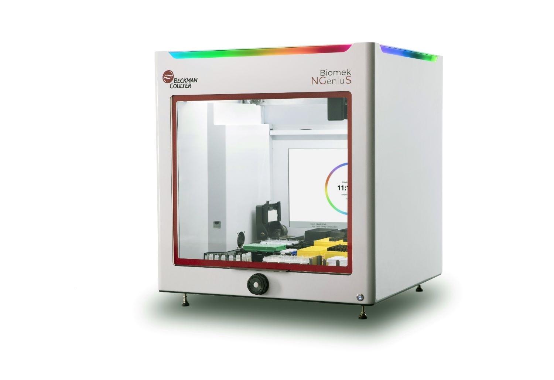 Beckman Coulter Life Sciences Debuts Biomek NGeniuS Workstation at AGBT