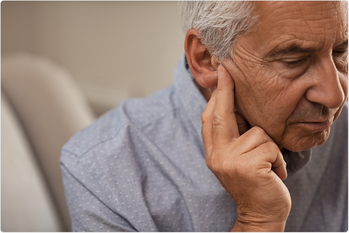 Study: One year on: an updated systematic review of SARS-CoV-2, COVID-19 and audio-vestibular symptoms. Image Credit: Rido / Shutterstock