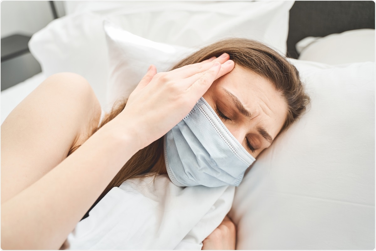 """Study: Persistent neurologic symptoms and cognitive dysfunction in non‐hospitalized Covid‐19 """"long haulers"""". Image Credit: YAKOBCHUK VIACHESLAV / Shutterstock"""