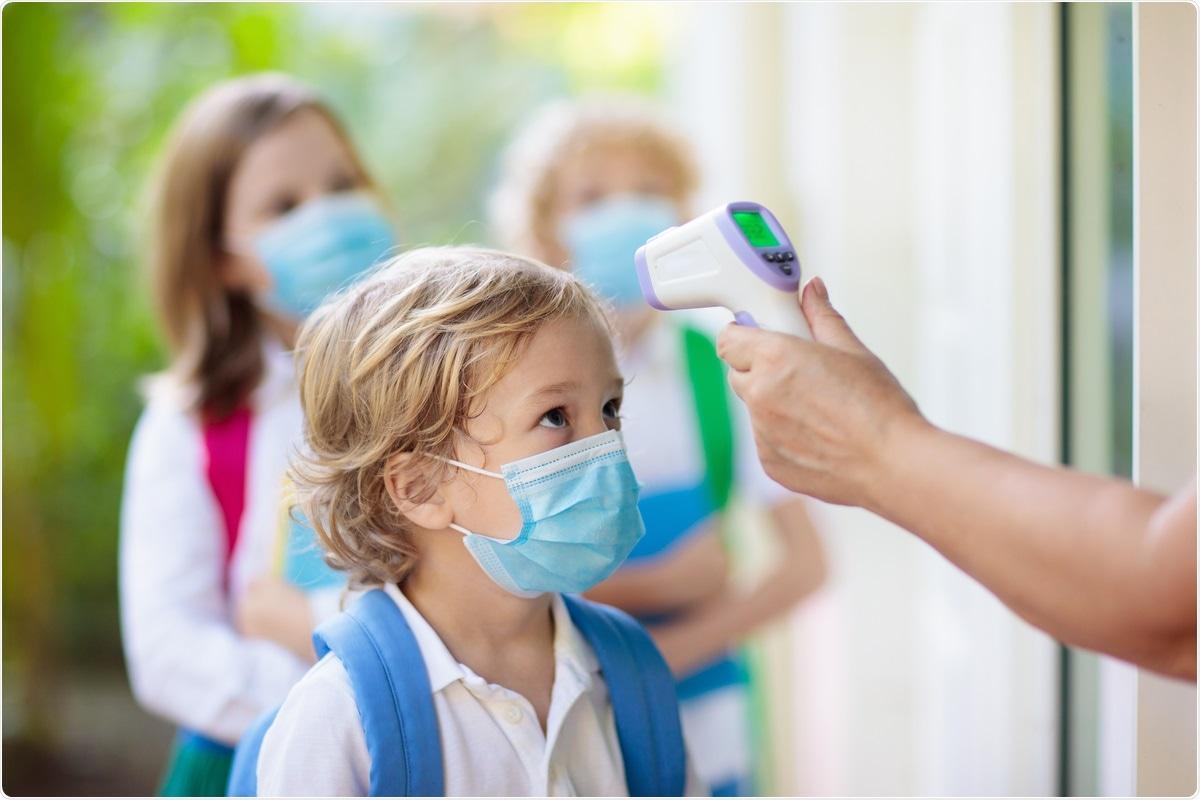 Estudio: Características y factores de riesgo del SARS-CoV-2 en niños en Italia: un estudio transversal en 20 centros pediátricos.  Haber de imagen: FamVeld / Shutterstock